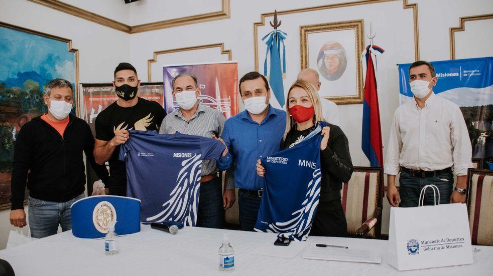 El Campeonato Nacional de Patín Artístico se realizará en Iguazú con más de 1500 competidores en octubre