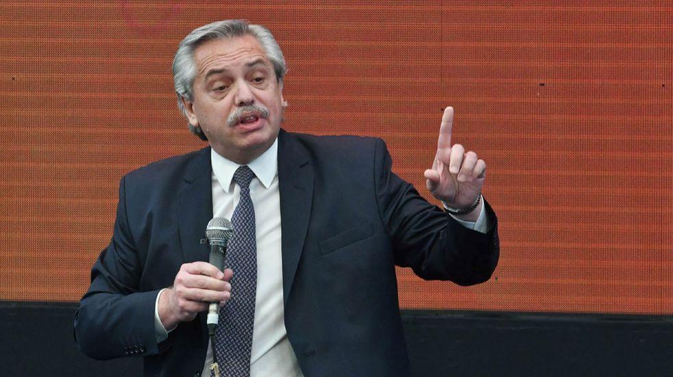 Alberto Fernández donaría parte de su sueldo al Instituto Malbrán.