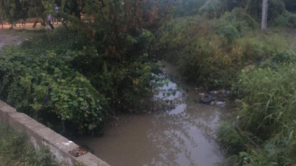 Córdoba: hallaron un muerto, en el canal Maestro