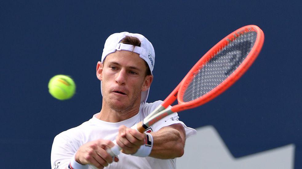 """El """"Peque"""" Schwartzman pasó a tercera ronda del Masters 1000 de Cincinnati tras vencer a Tiafoe"""