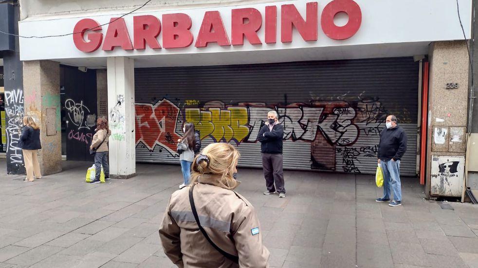Se perdieron 1500 puestos de trabajo en comercios de Rosario desde el inicio de la pandemia