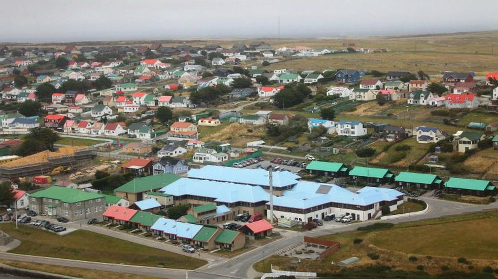 Simulacro de contingencia ante la propagación de coronavirus en Malvinas