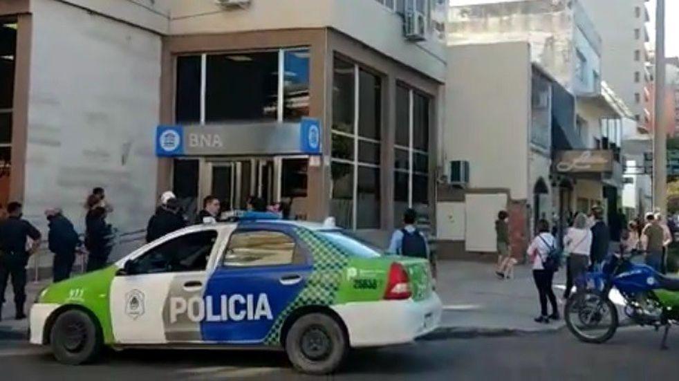 Bahía Blanca: explosión en el Banco Nación