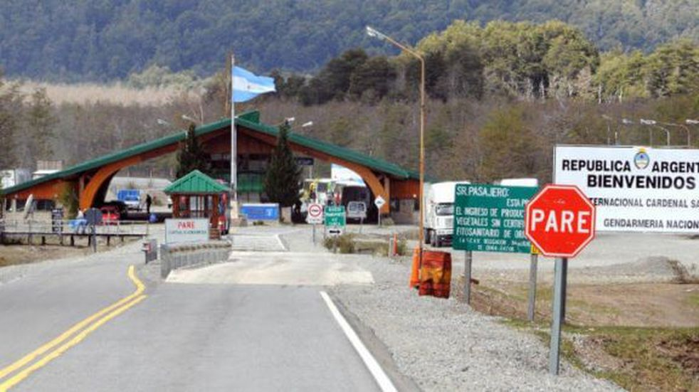 Detuvieron a dos chilenos en el Paso Samoré
