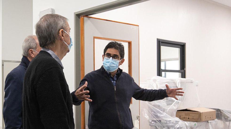 Córdoba: el ministro de Salud ya se recupera en una sala común