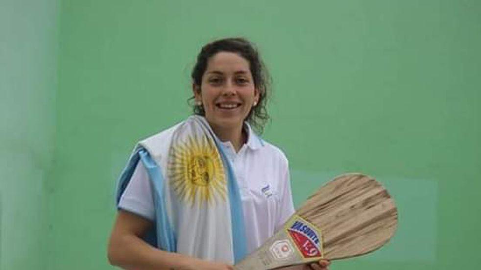 """Cynthia Pinto: """"Mi familia tiene mucho que ver en mi curriculum deportivo"""""""