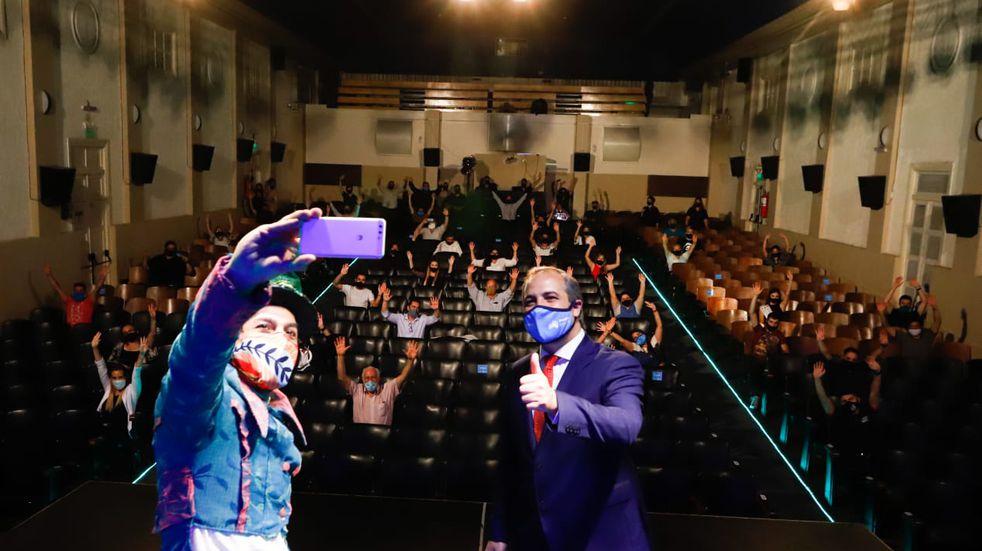 El Teatro Imperial Maipú ofrece descuentos para las personas que presenten certificado de vacunación