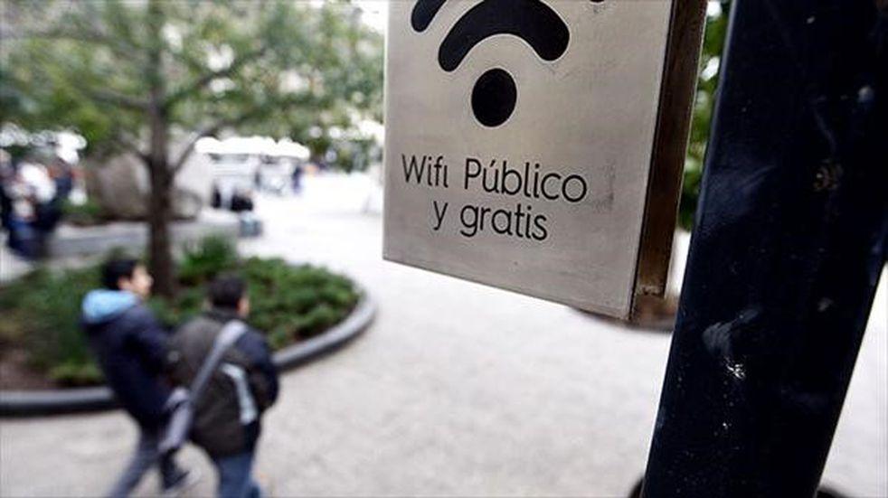 San Martín tienen nuevos puntos de wifi gratis
