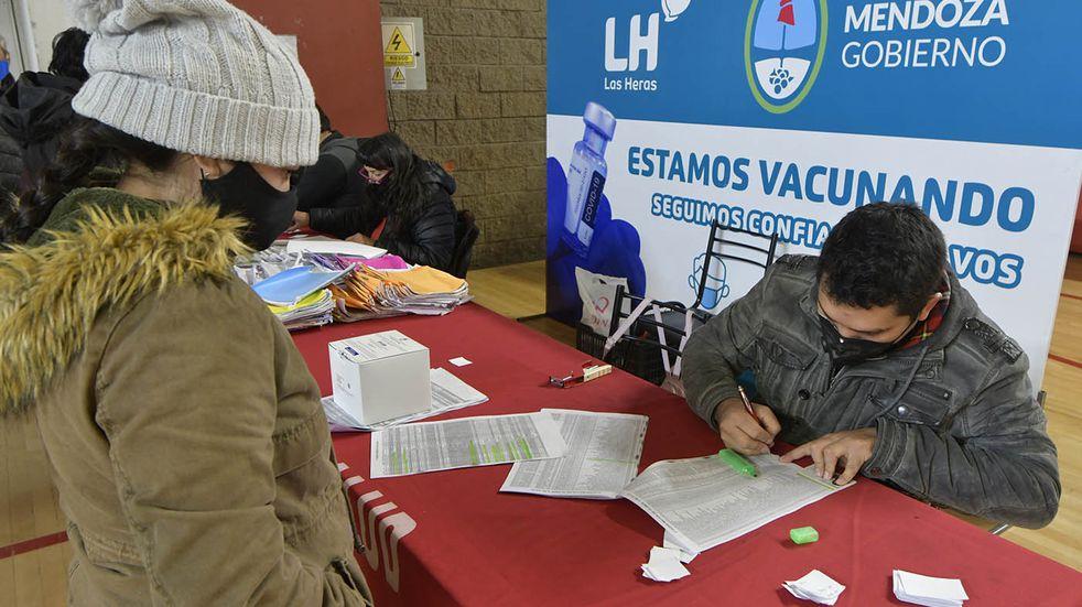 Coronavirus en Mendoza: este jueves hubo 18 muertos y 583 nuevos casos
