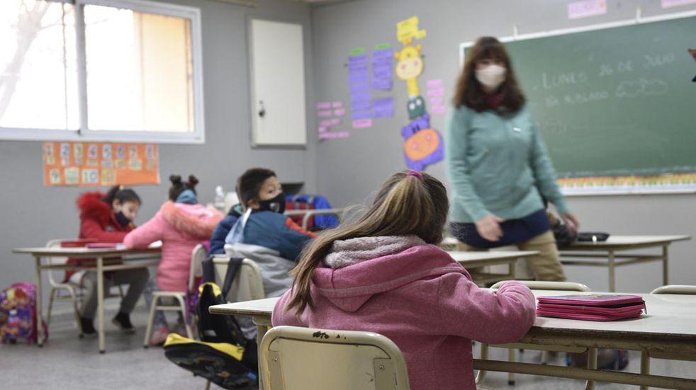 El Consejo Provincial de Educación confirmó el inicio de la presencialidad combinada el lunes 2 de agosto en toda la provincia