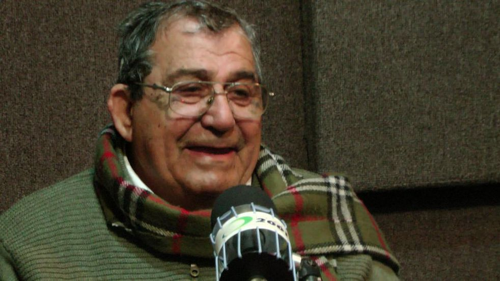 Pesar en Punta Alta por el fallecimiento del periodista Sadi Gelós