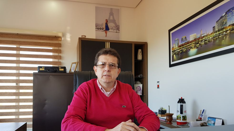El intendente de San Vicente contrajo Coronavirus