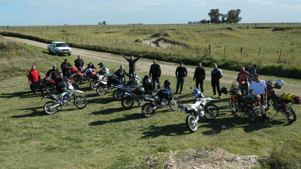 La Huella Moto Turismo: Tercera Vuelta al Partido de Tres Arroyos.