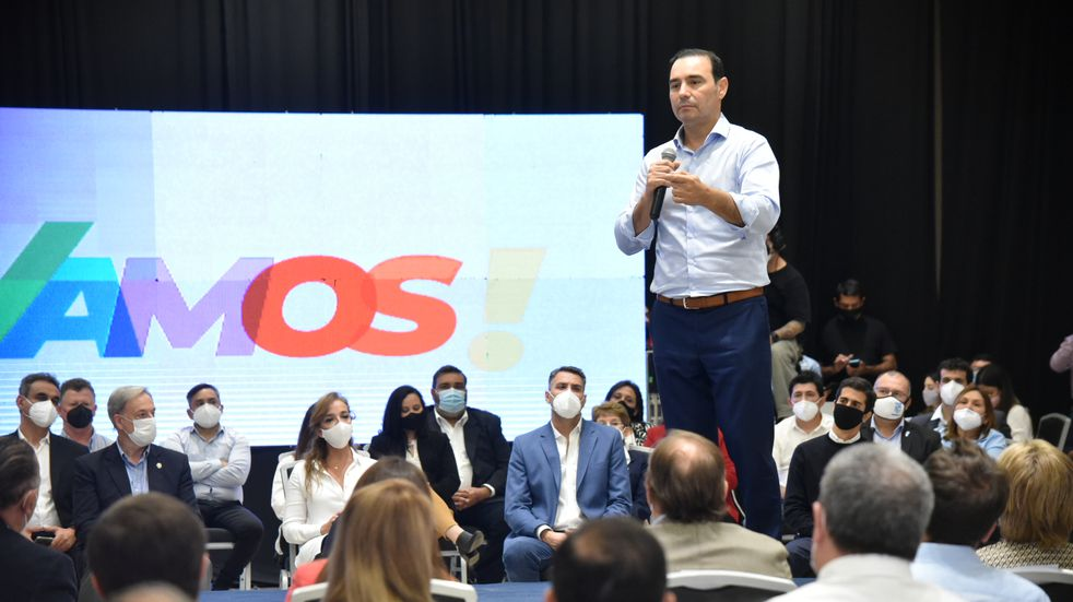 Elecciones en Corrientes: Valdés agradeció a Alberto Fernández y vaticinó el triunfo de su reelección a gobernador