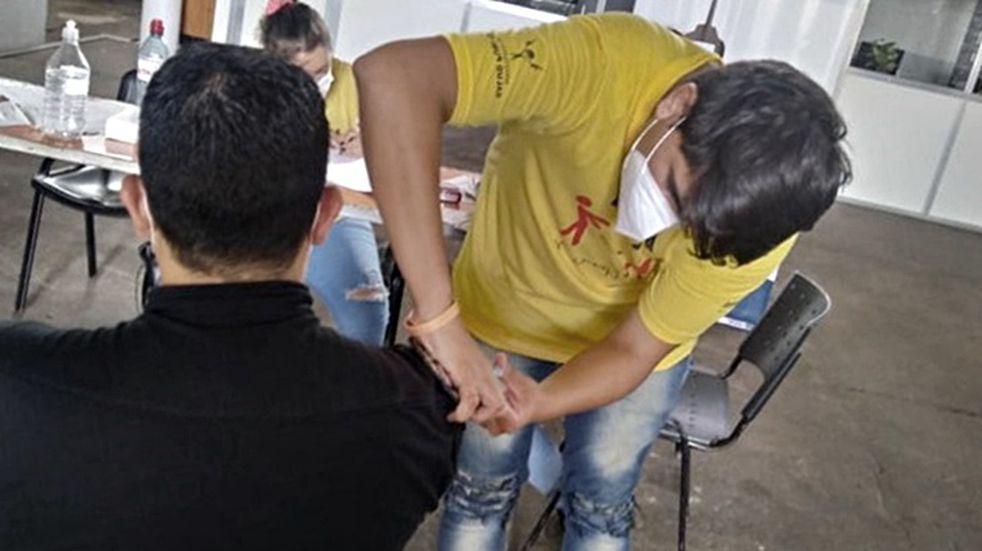 Más de la mitad de los misioneros que se vacunaron contra el Covid ya completaron esquema