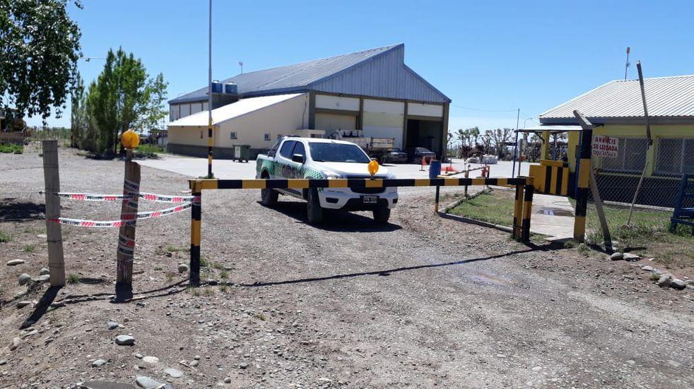 Multaron a una empresa por arrojar residuos peligrosos en una zona prohibida
