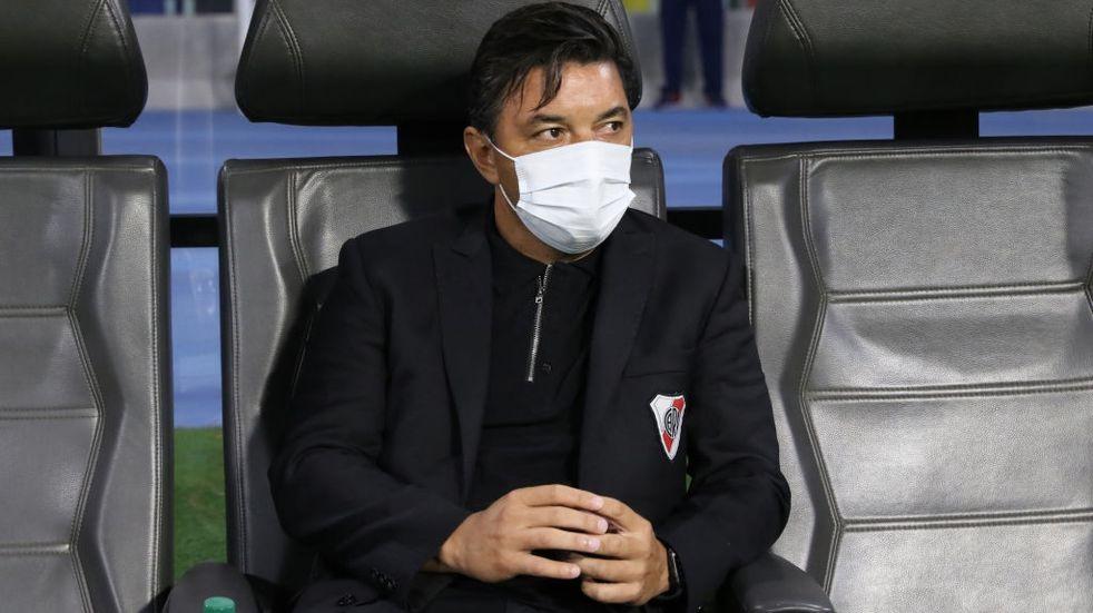 Formación de River Plate vs Boca Juniors