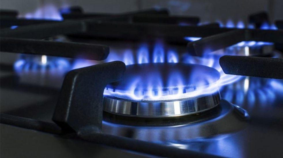 Hasta junio, la suba del gas será del 24,7%