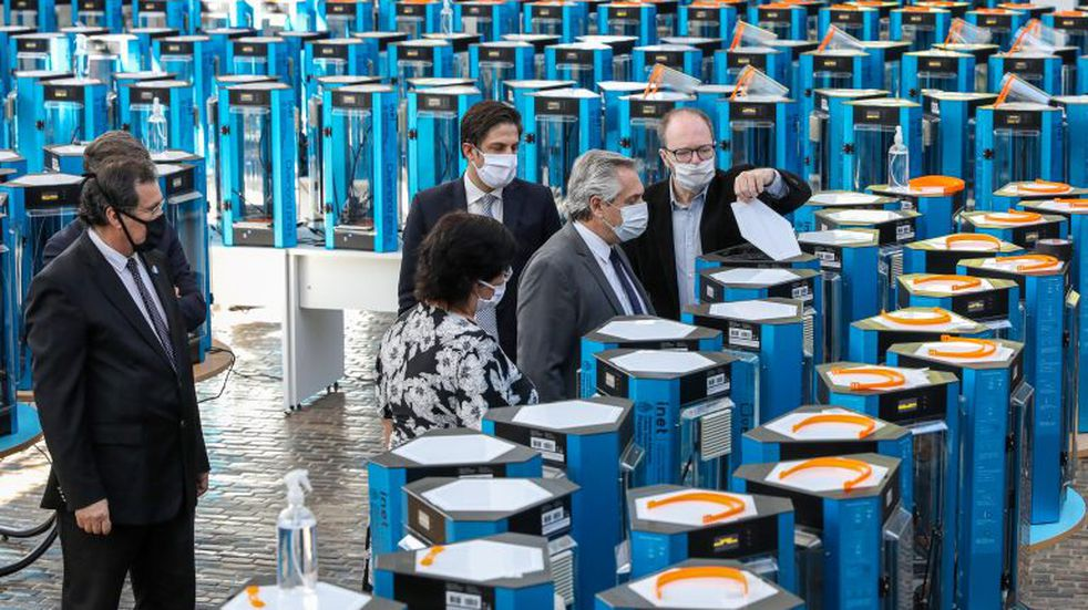 Alberto Fernández planea una reforma tributaria pospandemia