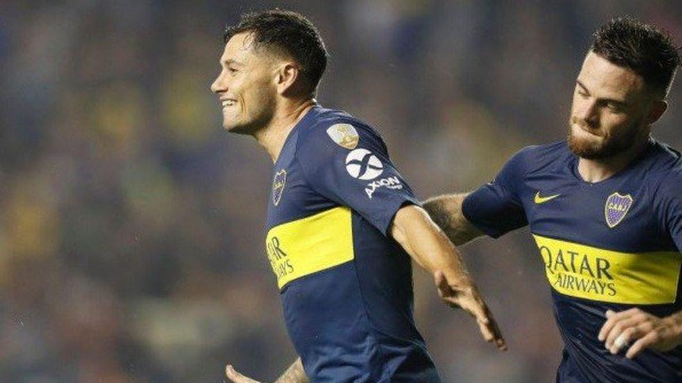 """Mauro Zárate: """"La mejor decisión de mi carrera fue haber venido a Boca"""""""