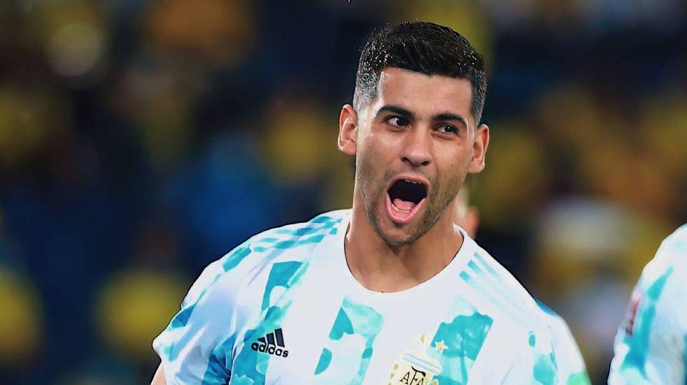 """""""Cuti"""" Romero habló en Córdoba después de salir campeón con la Selección Argentina"""