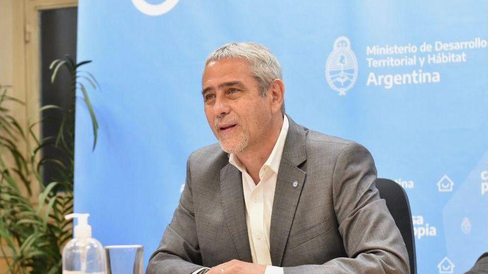 """Jorge Ferraresi: """"Todos los ministros presentamos la renuncia de palabra el lunes"""""""