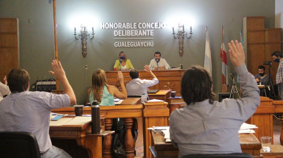 Gualeguaychú aprobó el Presupuesto General de Gastos para el 2021