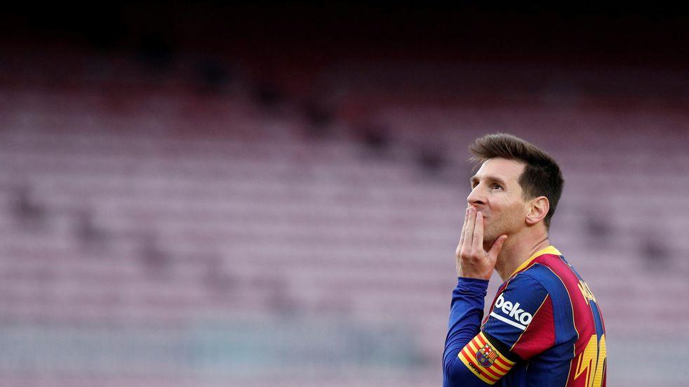 Lionel Messi quedó libre y el peor club del mundo le hizo una oferta insólita