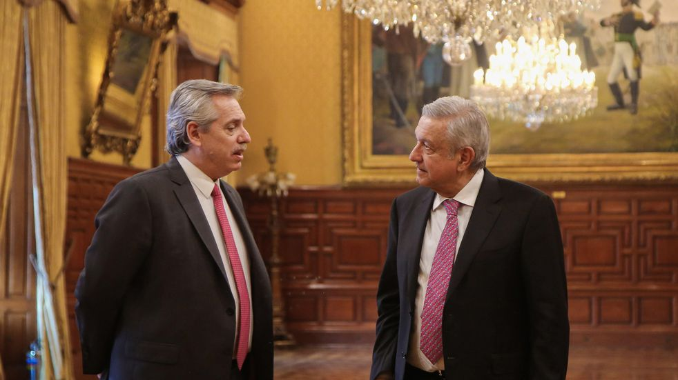 Alberto Fernández viajará a México para celebrar sus 200 años de independencia