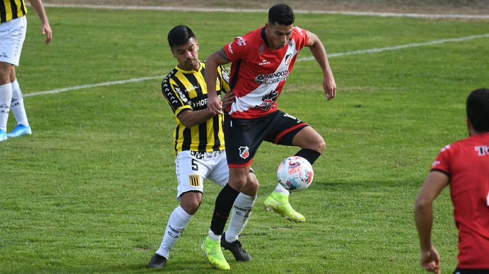 Almirante Brown derrotó a Deportivo Maipú 1-0 por la Primera Nacional
