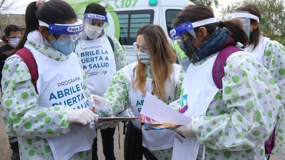 Se registraron 13 casos de coronavirus en La Plata y una nueva muerte