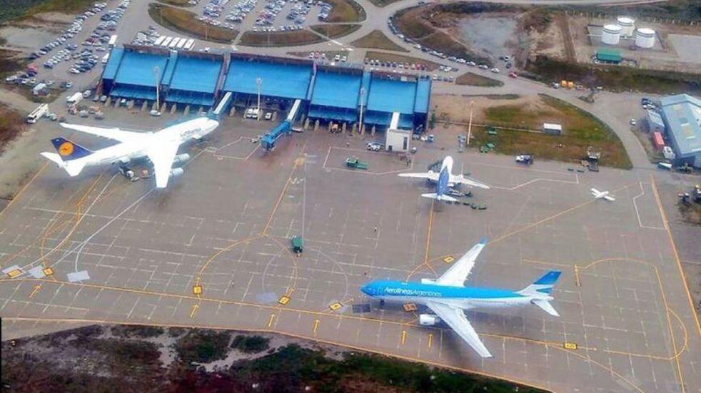 Récord: durante el 2019 el aeropuerto de Ushuaia recibió casi un millón de pasajeros