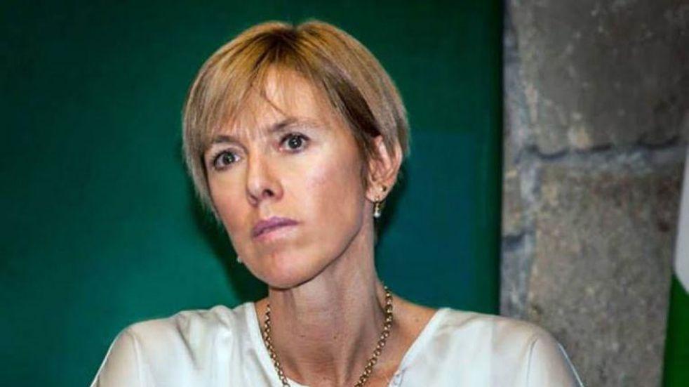 """Para la senadora García Larraburu, Martín Soria perdió por tener """"un discurso que atrasa"""""""