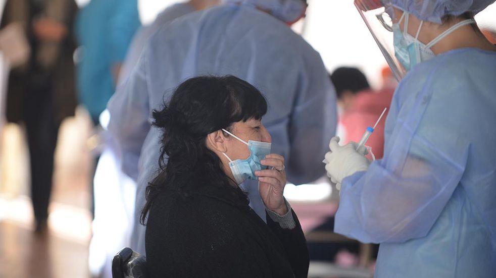 Arroyito: 34 nuevos casos de Covid-19 y el total llega a 331