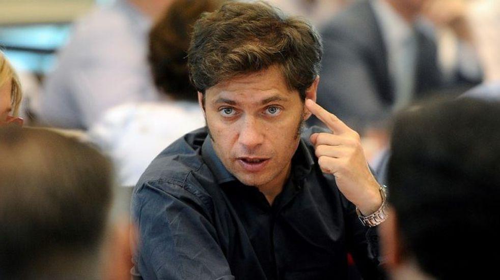 Axel Kicillof y Máximo Kirchner, en aislamiento preventivo por un contacto estrecho