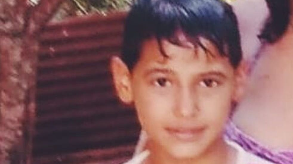 Aristóbulo del Valle: buscan a un chico de 10 años que fue a jugar futbol y no regresó