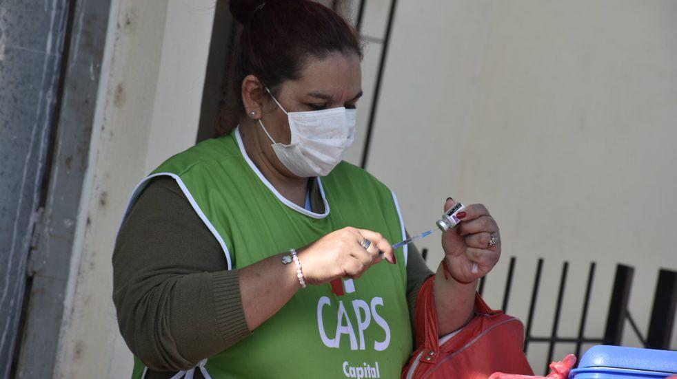 Corrientes quedó sin stock de vacunas anticovid-19