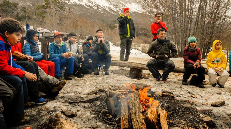 Se dio inicio a las actividades de invierno