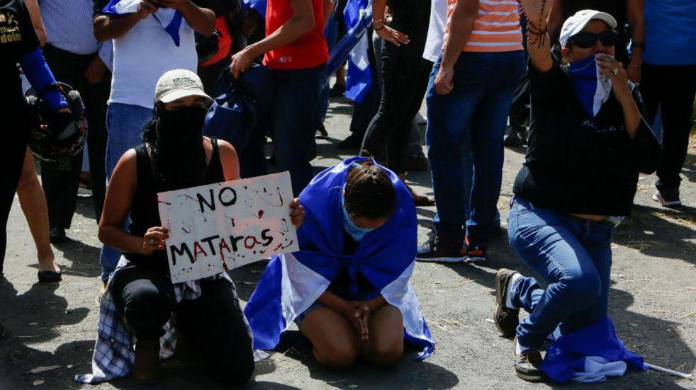 Amnistía Internacional criticó a Argentina por no condenar las detenciones arbitrarias en Nicaragua