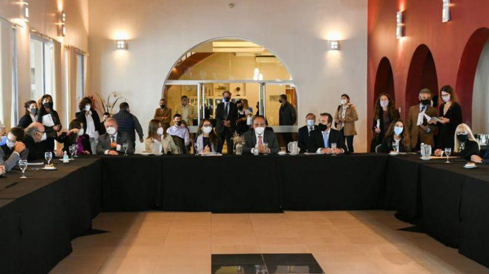 Se realizó la primera reunión del Consejo Federal para coordinar políticas contra la violencia de género