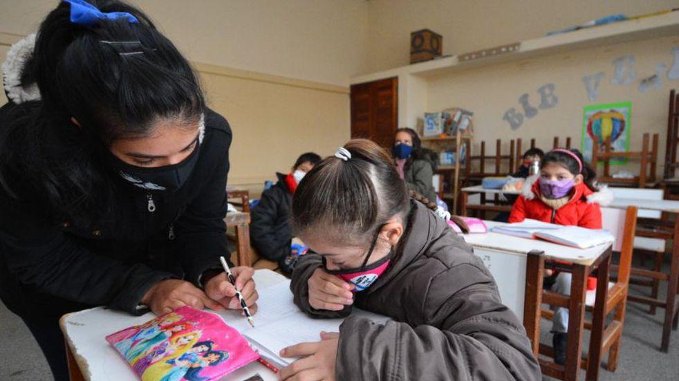 Arrancan nuevamente las clases presenciales en el Chaco