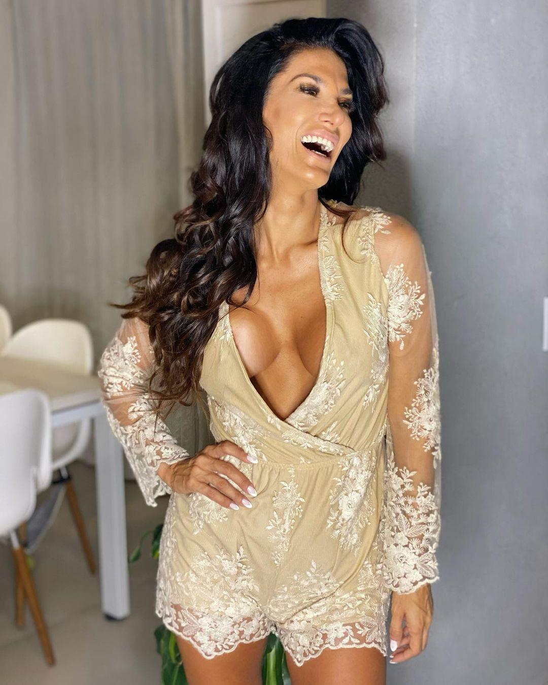 Silvina Escudero tiene 37 años.