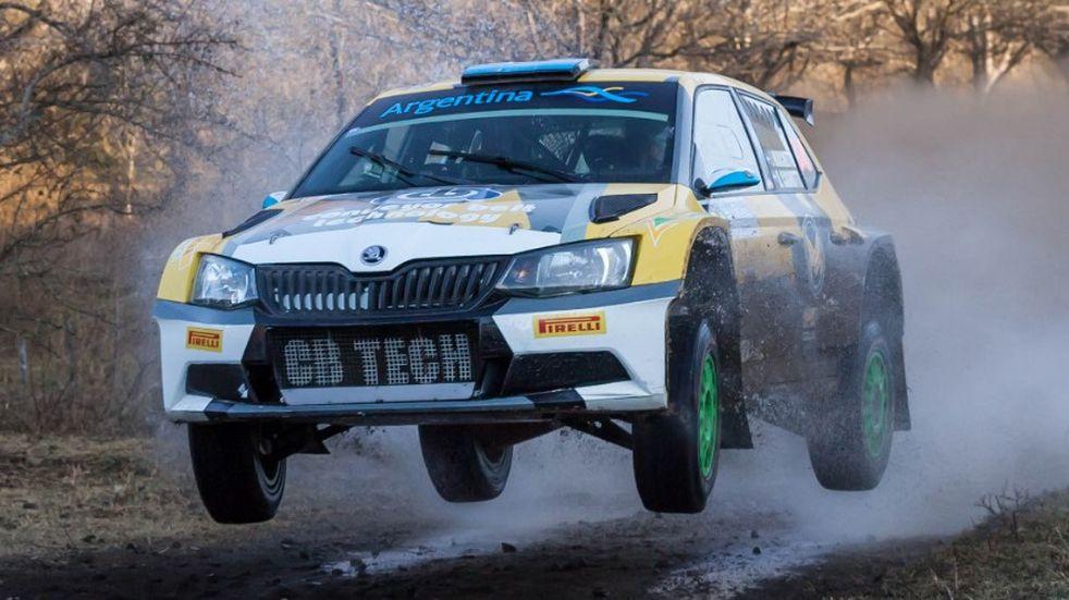 Rally Argentino: Marchetto ganó en Córdoba
