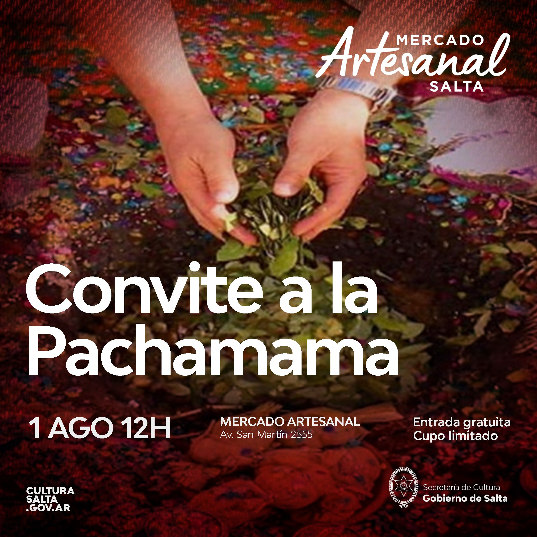 Las actividades empiezan a las 12 en el nuevo Mercado Artesanal.