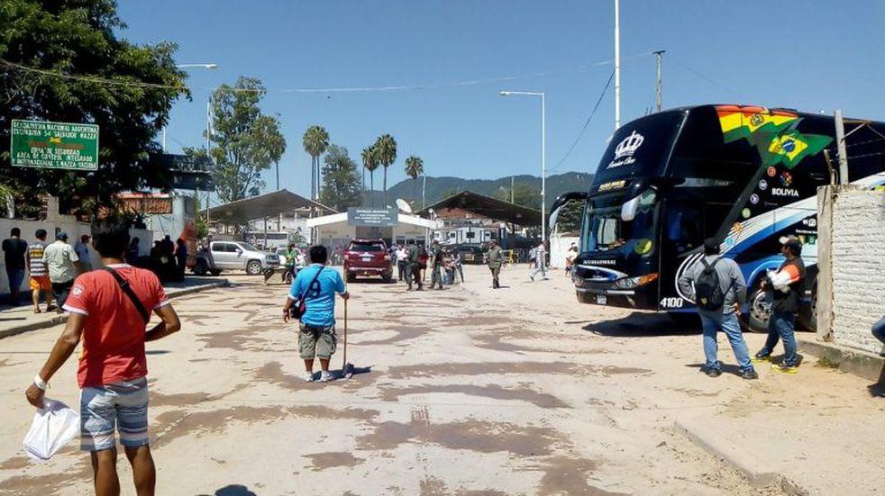 Repatriaron a las dos menores salteñas que desaparecieron en Salvador Mazza y las encontraron en Bolivia