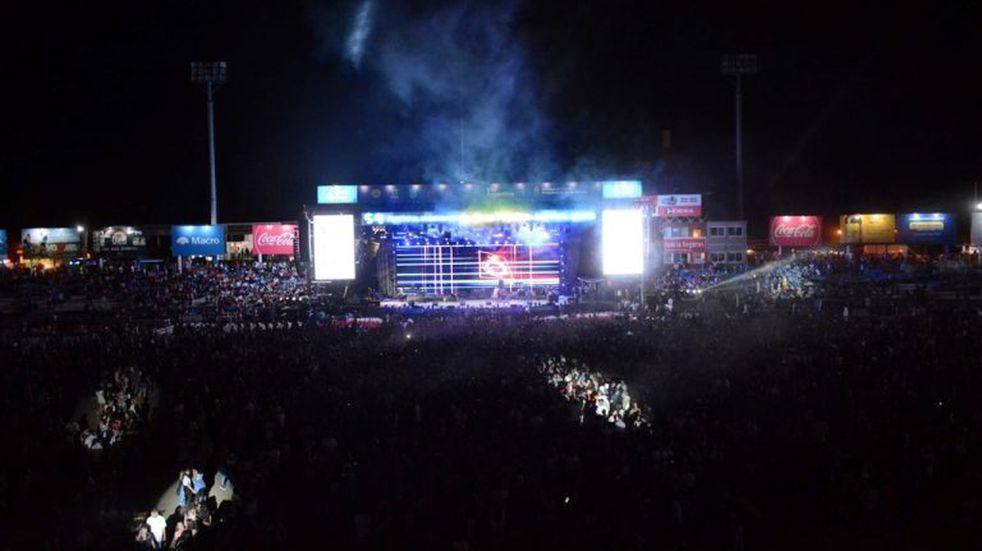 140.000 entradas vendidas en Jesús María