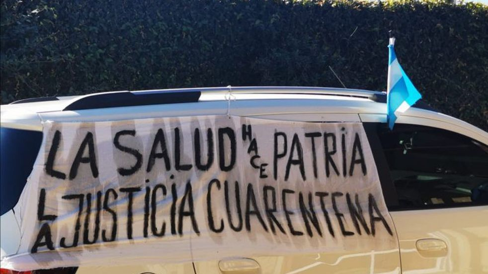 El Consejo de Médicos de Córdoba calificó como atropello a la imputación de los médicos de Saldán