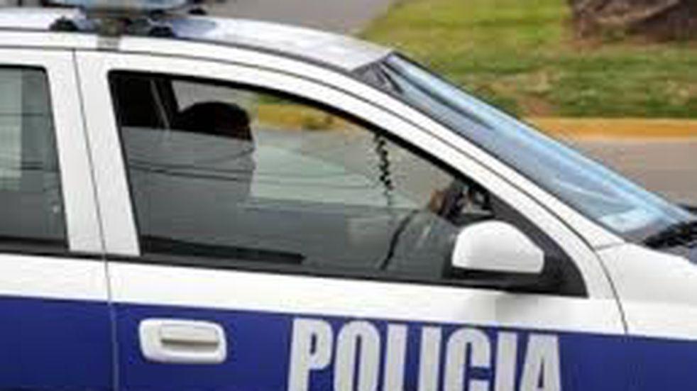 Alem: una policía fue agredida al intervenir en una pelea de menores