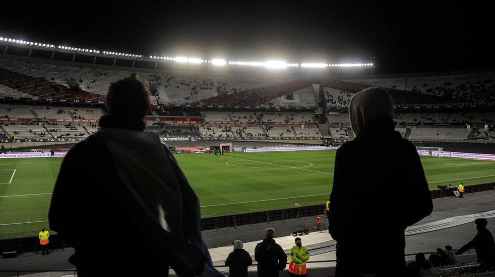 Eliminatorias: así vivieron los hinchas argentinos el regreso del público a los estadios