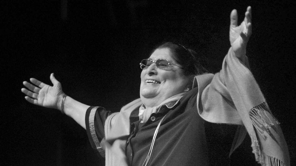Se cumplen 12 años del aniversario de su muerte, y desde Guaymallén se decidió homenajearla de una manera especial.